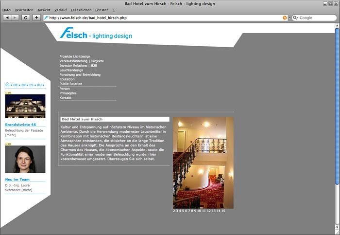 Ixypsilon webdesign und programmierung referenzprojekte webdesign
